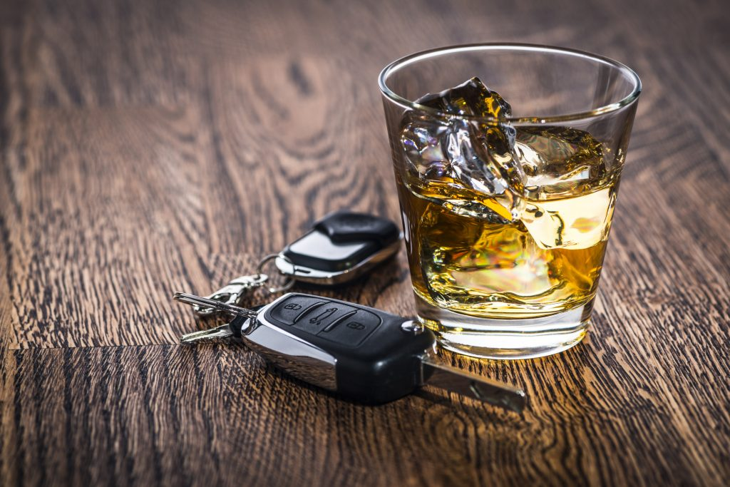 An eight year high in the number killed or seriously injured by drink-driving