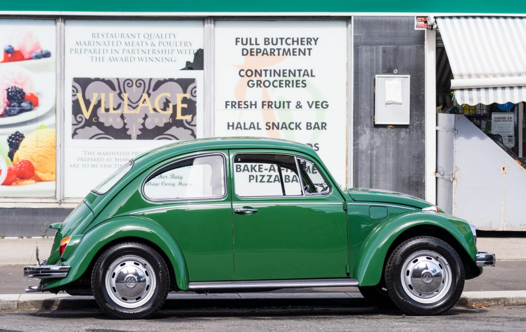 UK start-up saving classic cars by turning them electric